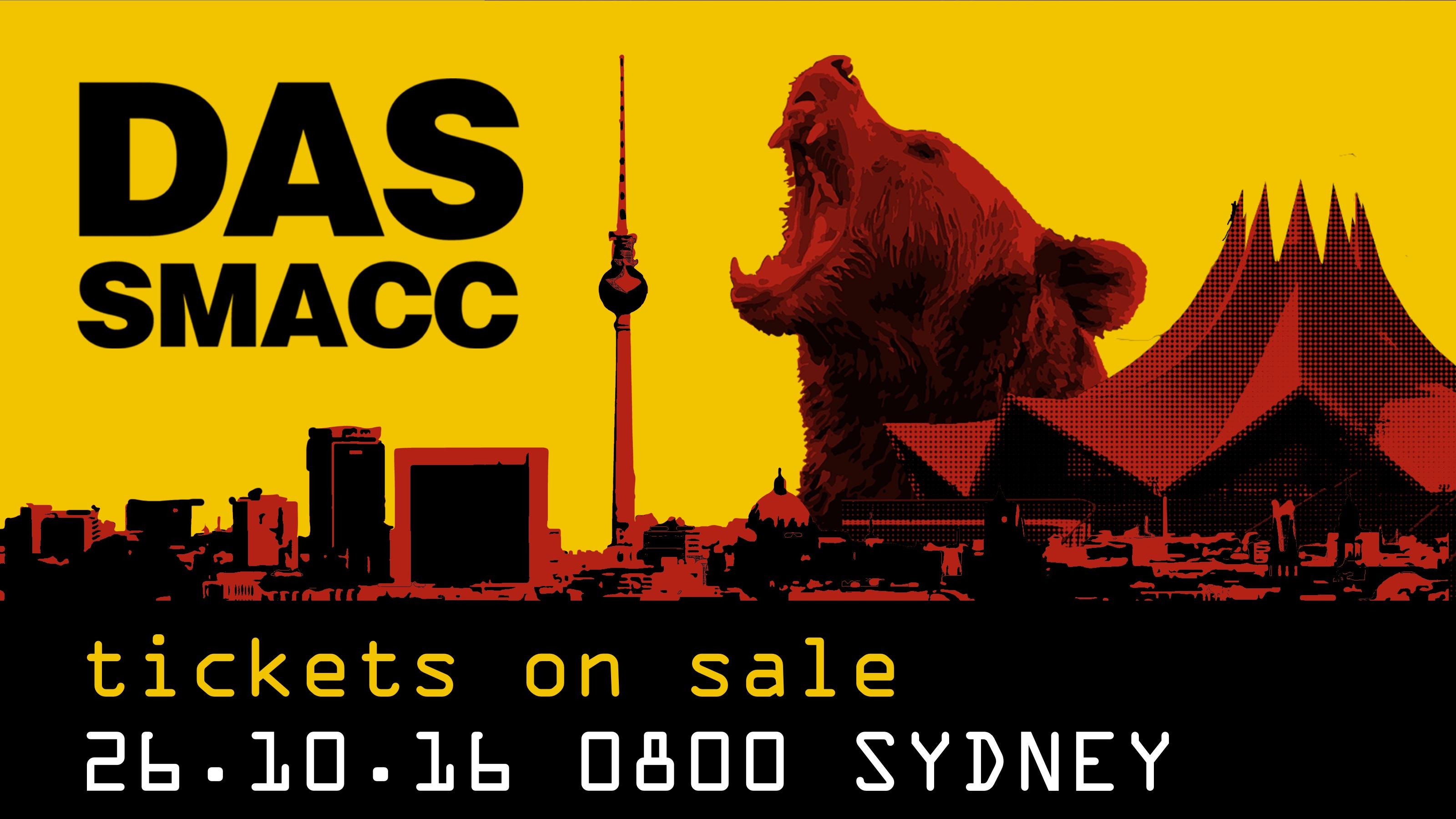 das-smacc-ticket-syd-release-26-10-16